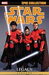 Star Wars Legacy Vol 1 Cover Icon