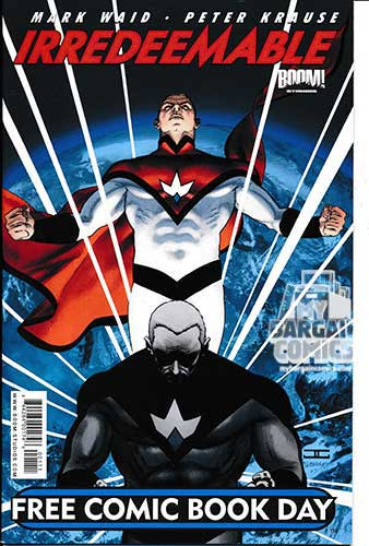 Irredeemable #1 Free Comic Book Day Edition (2010)