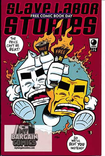 Slave Labor Stories Free Comic Book Day (2003)