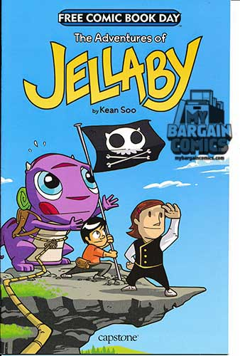 FCBD 2014 The Adventures Of Jellaby