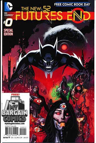 DC The New 52 Futures End Special Edition (2014)